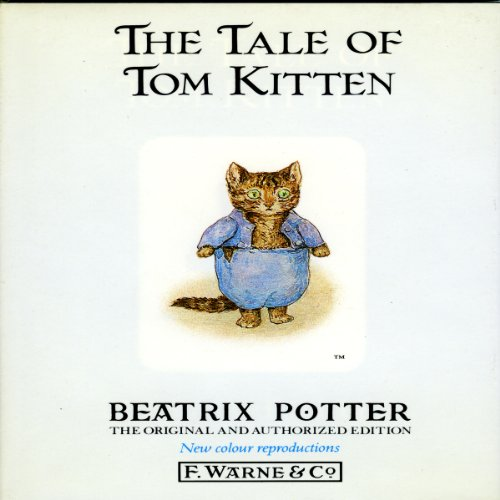 Tale of Tom Kitten audiobook cover art