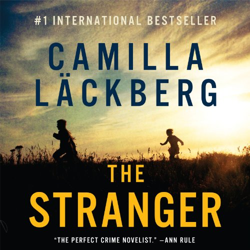 The Stranger Audiobook By Camilla Läckberg cover art