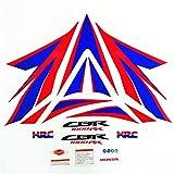La Motocicleta for Honda CBR1000RR CBR1000 RR CBR 1000 12 2012 Kit Completo Etiqueta engomada Moto deposito Pegatinas