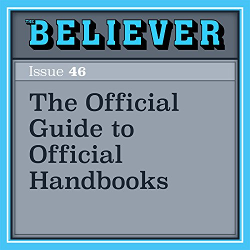 The Official Guide to Official Handbooks audiobook cover art