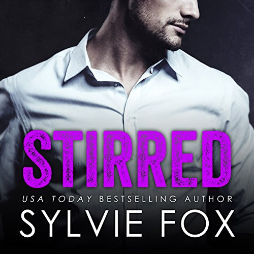 Stirred: An Illustrated Romance audiobook cover art