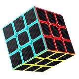 Cubo de , Axcone Fibra del Carbón Cubo mágico Cubo Puzzle Cubo Mágico Inteligencia...