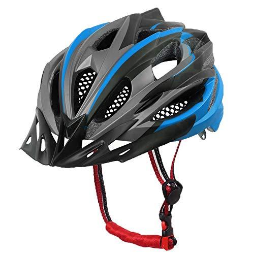 SFBBBO Bike Helmet Cycling Helmet Bicycle Helmet in-Mold MTB Bike Helmet Road Mountain Bicycle Helmets Safety Cap Men Women X-TK-0504