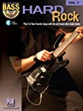 Hard Rock (Songbook): Bass Play-Along Volume 7 (English Edit