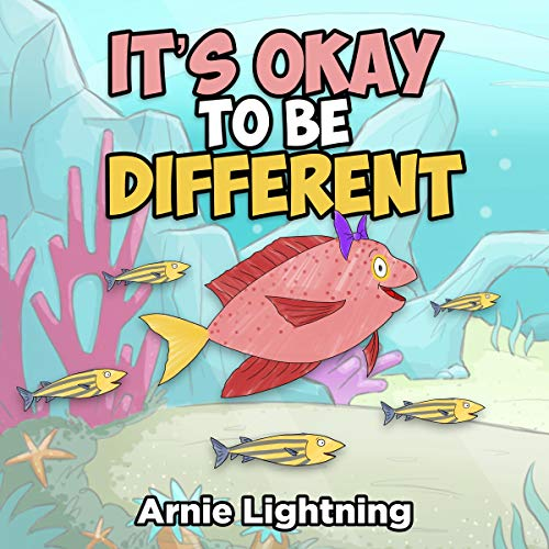 It's Okay to Be Different cover art