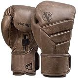 Hayabusa T3 Kanpeki Boxhandschuhe braun Gewicht 14 Oz