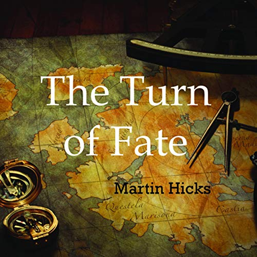 The Turn of Fate audiobook cover art