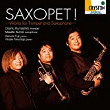 Fantasy on a theme of Jupiter for Saxophone, Flugelhorn and Piano