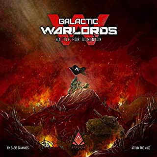 Archona Games Galactic Warlords - Battle for Dominion
