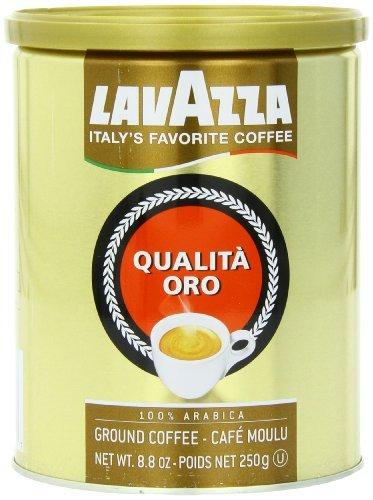 Lavazza Qualita Oro gemahlenen Kaffee, Dosen, 8,8 oz, 4 Stück, Garten, Rasen, Instandhaltung