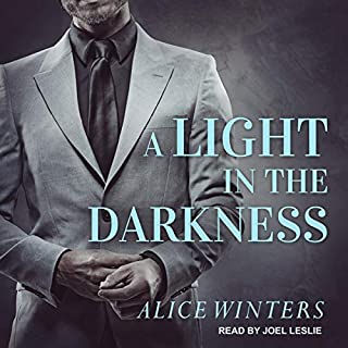 A Light in the Darkness audiobook cover art