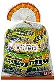 黒ゴマ黒糖 生姜セサミクランチ 204g