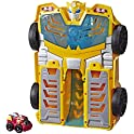 Playskool Heroes Transformers Rescue Bots Track Tower 14 Inch Playset