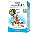 CRUSET WAVE LOTION for Color Permed Tinted Hair ALMOND MILK, Salon Styles Professional Perm Natural Curls & Curly Permed Beautiful Texture Curling Wavy Hair Permanent, Volumizing Hair