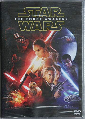 Photo of STAR WARS – THE FORCE AWAKENS DVD english only (REGION 2 for UK, EUROPE & M.EAST)