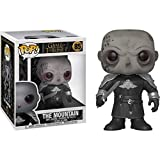 Gogowin Pop Television : Game of Thrones - The Mountain (Unmasked) 6inch Vinyl Gift for Fantasy Fans...