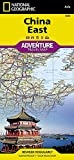 China East (National Geographic Adventure Map, 3008)