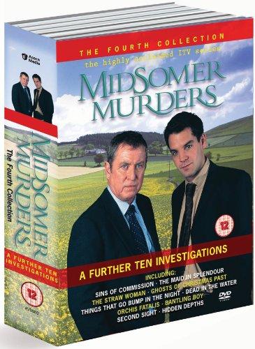 Midsomer Murders - Vol. 4 [10 DVD Boxed Set]