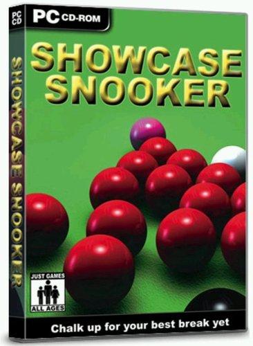 Just Games Showcase Snooker [UK Import]