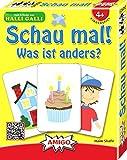 AMIGO Spiel + Freizeit - Schau Mal! (Trova Le differenze), Gioco da Tavolo [Importato dalla Germania]