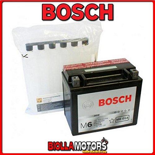 0092m60140batería Bosch YTX12-BS sellada con ácido ytx12bs Moto Scooter Quad Cross