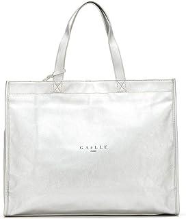GAELLE Paris GBDA2171 Damen-Tasche, silberfarben
