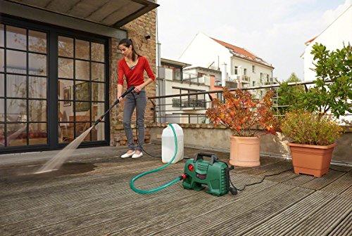 Nettoyeur haute pression Bosch - EasyAquatak 120 (3 x Buse, Pistolet haute pression, Filtre à eau...