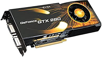 eVGA 01G-P3-1282-AR e-GeForce GTX280 1GB SC DDR3 PCI-Express 2.0 Graphics Card with Free Special Edition EVGA Precision Overclocking Utility