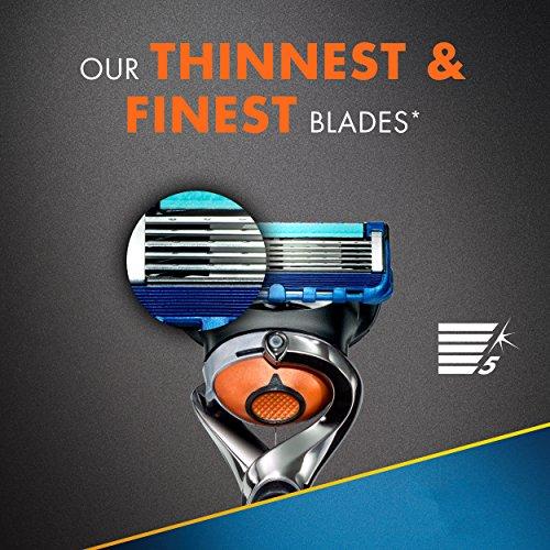 Rasoir pour Hommes Gillette Fusion5 ProGlide Power, 2 Cartouches de Rechange - 1