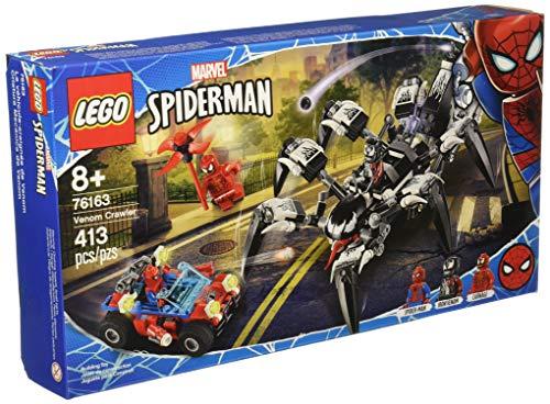 Lego Super Heroes Venom Rastejante 76163