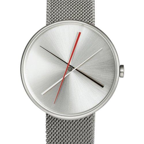Projects Reloj Unisex Cruzado Acero Inoxidable 40mm
