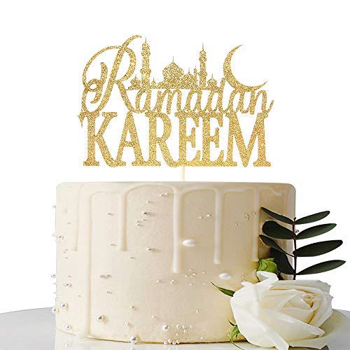 Colori Assortiti TENDYCOCO Ramadan Mubarak Banner Ramadan Kareem Decorazione Appesa Stella E Luna Decorazioni Ramadan Forniture per Feste