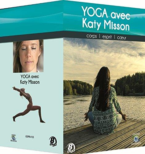 Coffret yoga avec katy misson : corps, esprit, coeur [FR Import]