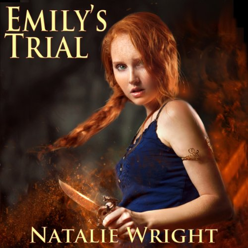 Emily's Trial audiobook cover art