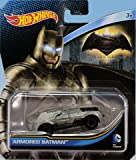 Hot Wheels ホットウィール バットマン ARMORED BATMAN ミニカー