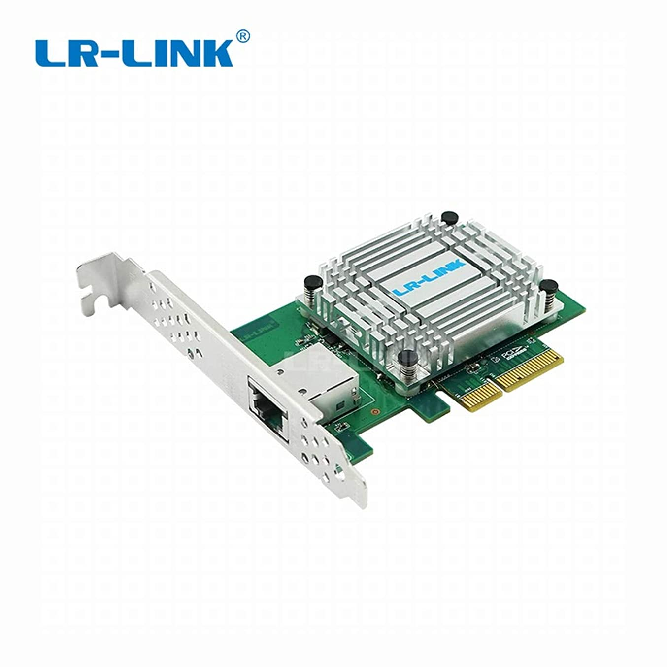 酸素希少性クリープLR-LINK AQtion AQC107チップ搭載 10ギガビット LANカード LREC6880BT