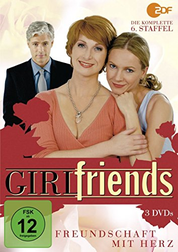 GIRL friends - Die komplette sechste Staffel [3 DVDs]