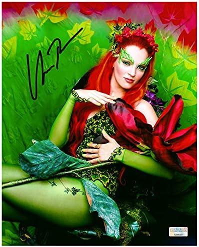 Uma Thurman Autographed Batman Robin Colorado Springs Mall 35% OFF Ivy 8x10 Poison Photo