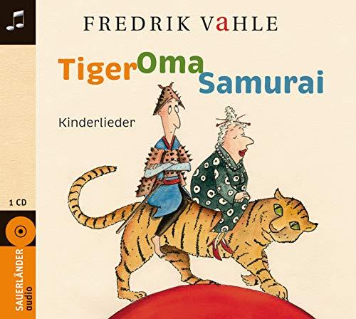 Tiger Oma Samurai