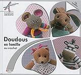 Doudous en famille au crochet - 24 modeles: 24 modèles (French Ways)