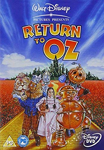 Return to Oz [Reino Unido] [DVD]