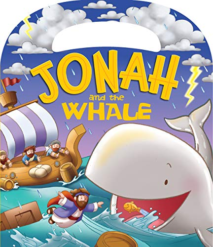 Jonah and the Whale Board Book with Handle