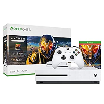 Xbox One S 1TB Console - Anthem Bundle  Discontinued
