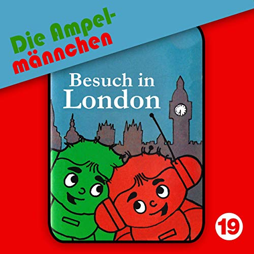 Besuch in London audiobook cover art