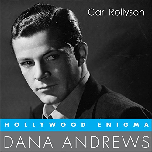 Hollywood Enigma audiobook cover art