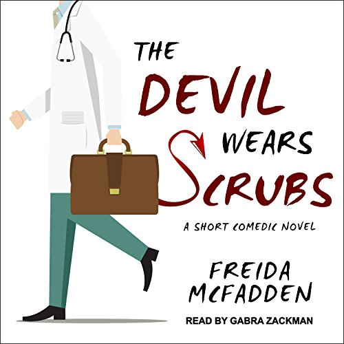 The Devil Wears Scrubs audiobook cover art