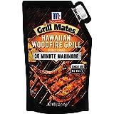 McCormick Grill Mates 30 Minute Marinade, Hawaiian Woodfire, 5.00...