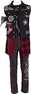 Xiao Maomi Black Waistcoat Jacket Suit Halloween Cosplay Costume