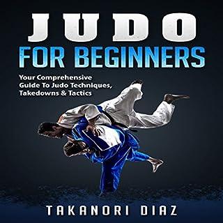 Judo for Beginners cover art