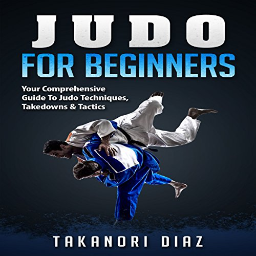 Judo for Beginners audiobook cover art